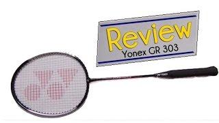 Yonex GR 303 badminton racquet-Review!