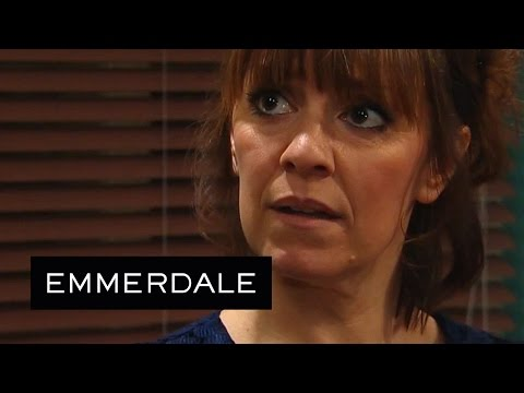 Emmerdale - Rhona Humiliates Herself at Paddy's Party