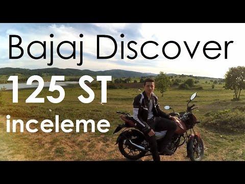 Bajaj Discover 125 ST inceleme