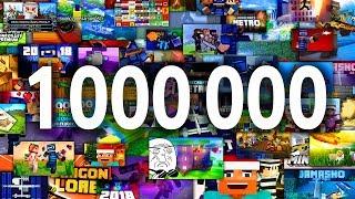 1 000 000.
