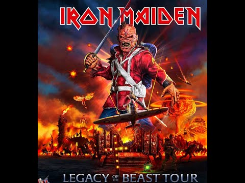 Iron Maiden cancel tours for 2020 and rescheduled for summer of 2021!