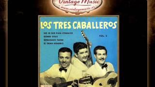 Los Tres Caballeros -- No Se Que Pasa Conmigo, Bolero (VintageMusic.es)