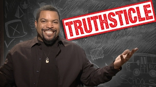 Things You Didn't Know About Ice Cube, WITH Ice Cube (Truthsticle)