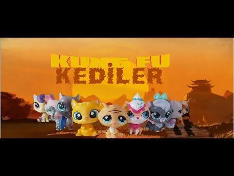 Minişler: Kung Fu Kediler (Köpeklere Karşı)   LPSEM miniş
