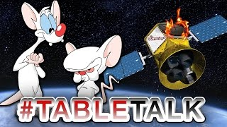 Pinky & The Brain Rule The World on #TableTalk!