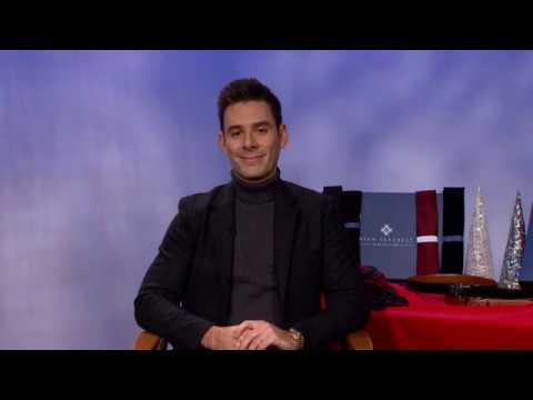 Celebrity Stylist Sam Spector Talks Ryan Seacrest Distinction Line, 2018 Men's Fashion Trends