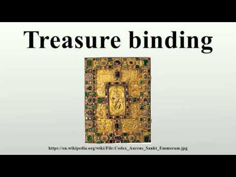 Treasure binding