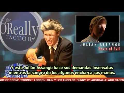 Rap News vs News World Order  - Subtitulado español