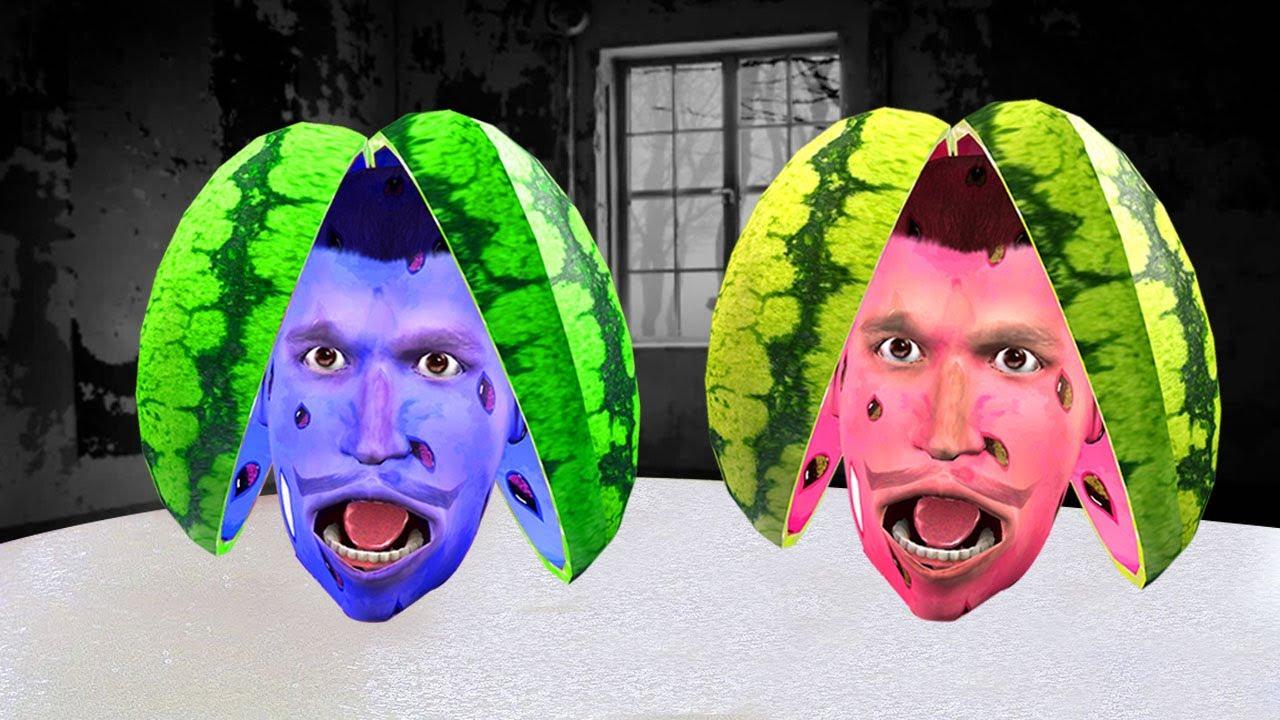Download जादुई तरबूज चेहरा Magical Watermelon Face Comedy Video Hindi Kahaniya Watch New Comedy Video 2021