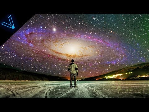 The Future Collision Of Andromeda And The Milky Way