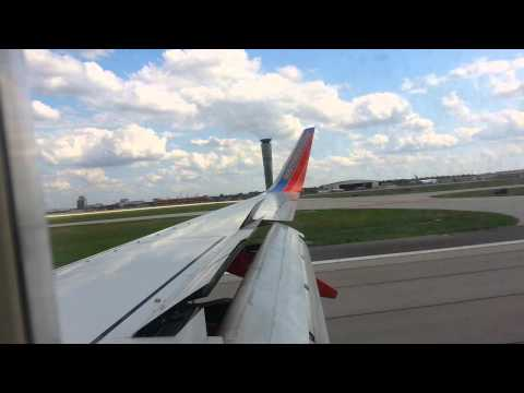landing back at Dayton International Airport (August 14th, 2014)