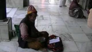 Qawali / Salaam by a kaliyari Faqeer at Dargah-e-Hazrat Bu Ali Shah Qalandar ( Rahmatullah Allaih )