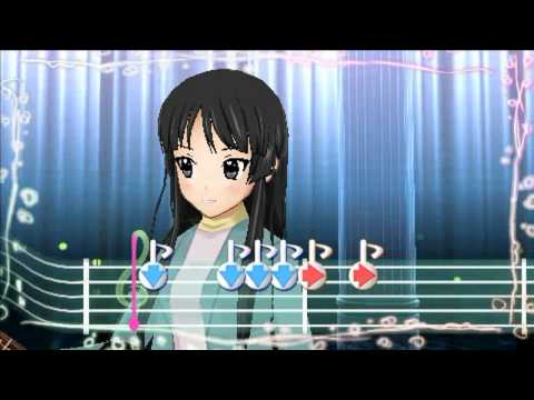 PSP【K-ON!】Hello Little Girl