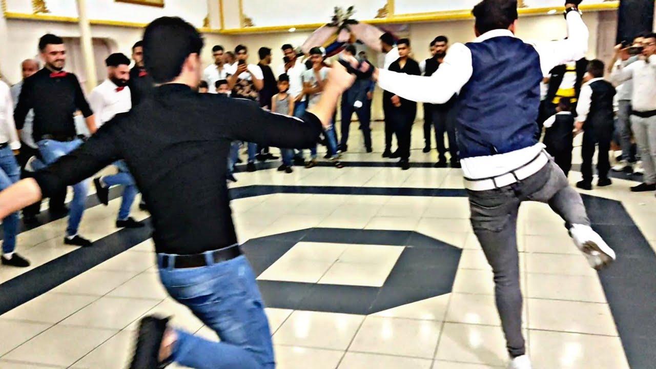 دبكات من أعراس السورين في تركيا القيصر السوري   فرسان حلب