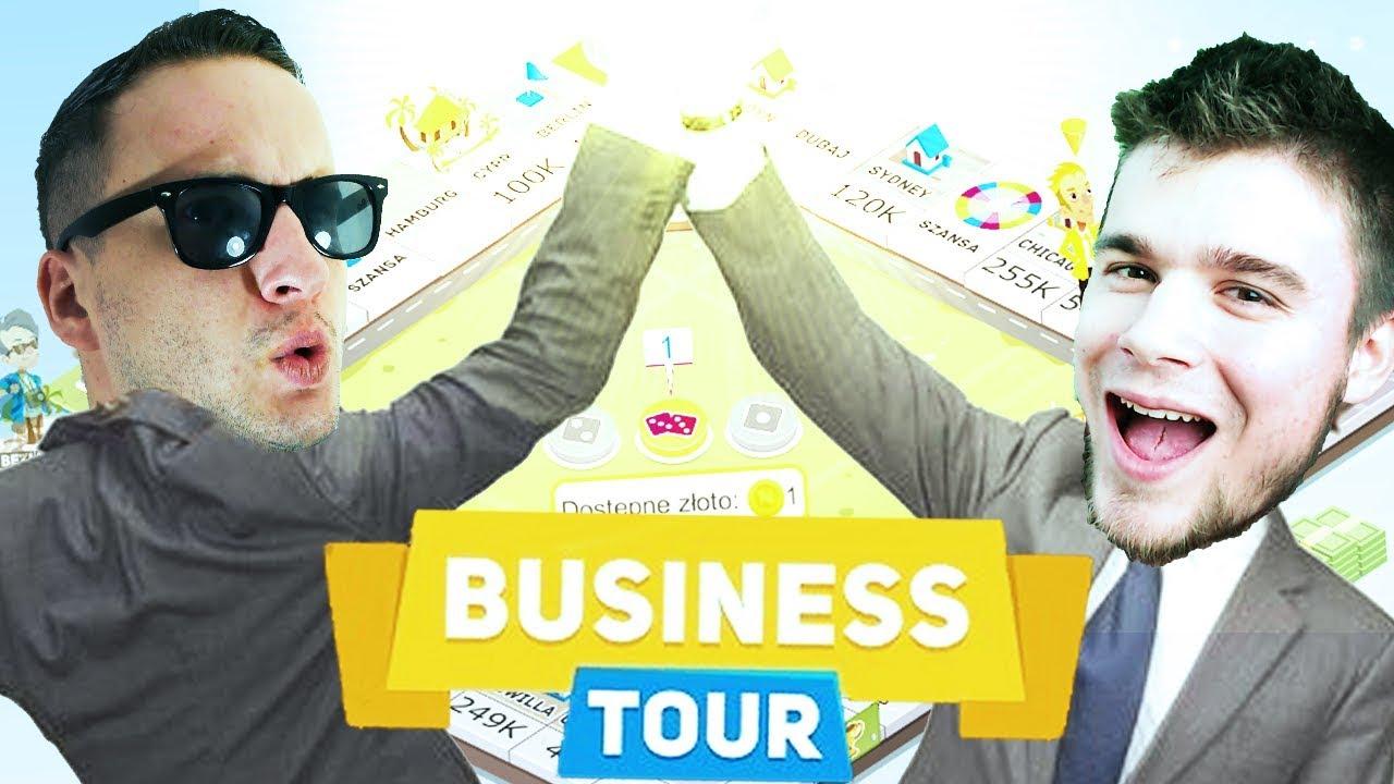 BLADII I DOBRODZIEJ – KOLEJNE DRUZGOCĄCE ZWYCIĘSTWA! | Business Tour [#25] (With: EKIPA)