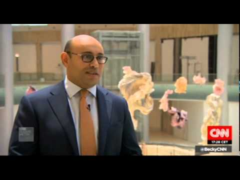 CNN Interview to CEO's from Aldar & Majid Al Futtaim Ventures