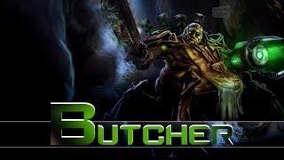 League of Legends: Butcher Urgot (HQ Skin Spotlight)