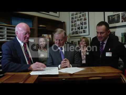 NH: LINDSEY GRAHAM FILES FOR PRIMARY
