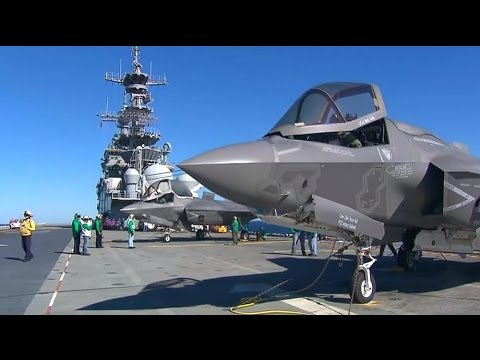 F-35 Stealth Fighter - The Game Changer for the United States Navy and Air Force