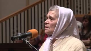 Женя Полищук Свидетельство || Slavic Church Emmanuel (01.20.2013)