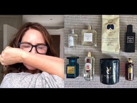 Lazy Sunday Beauty - My Top 10 Fragrances | TRINNY