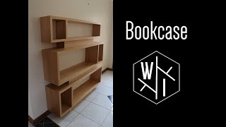 Making a Bookcase
