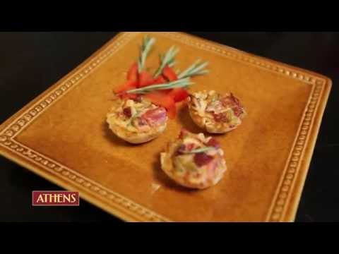 Athens Rotel Phyllo Cups Recipe