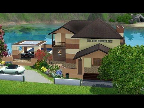 The Sims 3 - House Building - Isla Paradiso - Bronte 30