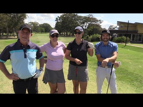 MIXED AMBROSE @ REDCLIFFE GOLF COURSE PART 1