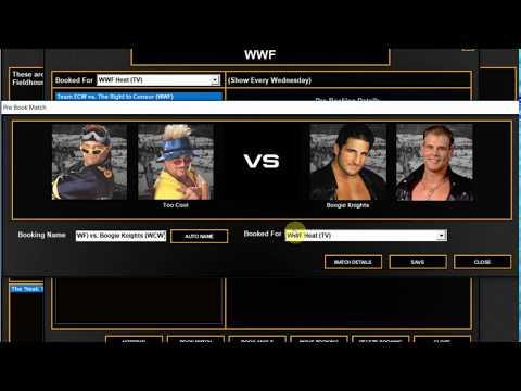 TEW 2016: WWF 2002: The Invasion: Ep.111|Heat!|