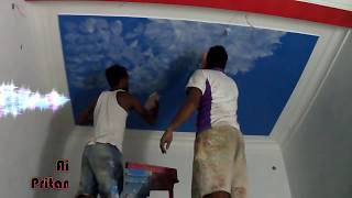 "Asian Paints Royal Play ""ColourWash"" At Bandel, Hooghly, West Bengal"
