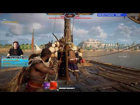 Assassin's Creed: Origins Campaign - Heading into Alexandria