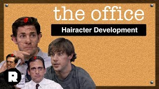 Jim Halpert's Hair and Character Evolution on 'The Office' | The Ringer