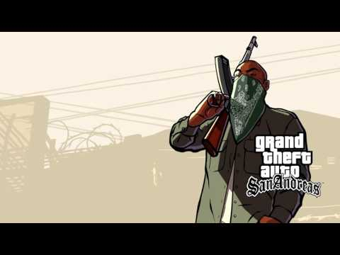 Home invasion theme (Ryder theme) - GTA San Andreas Soundtrack - YouTube