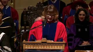Kim Cattrall - UBC Vancouver 2018 Fall Honorary Degree Recipient