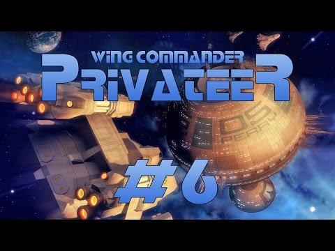 Wing Commander: Privateer #6 - Junction ist scheiße und New Constantinople super