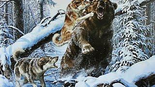 Потеря Лайки на Берлоге.  Охота на Медведя