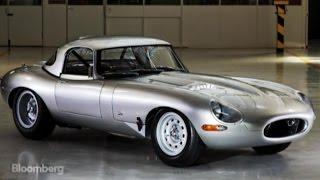 Jaguar Resurrects Its Most Classic Car