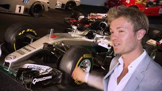 Formula 1 - Nico Rosberg and his Silver Arrow