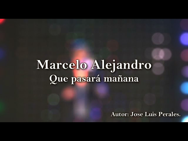Homenaje a José Luis Perales