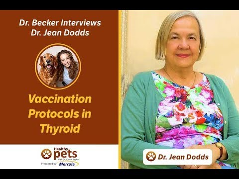 Dr. Becker Interviews Dr. Jean Dodds (Part 1 of 2)