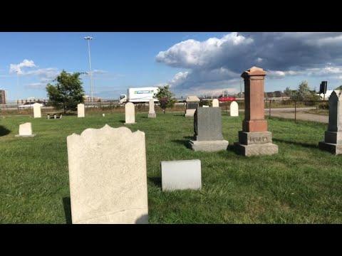 Story Behind Toronto's Hidden Cemetery