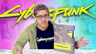 Unboxing The Cyberpunk 2077 Deluxe Edition Book (GIVEAWAY)