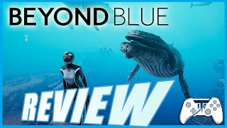 Beyond Blue Review - Deep Dive Whale Watching! (Video Game Video Review)