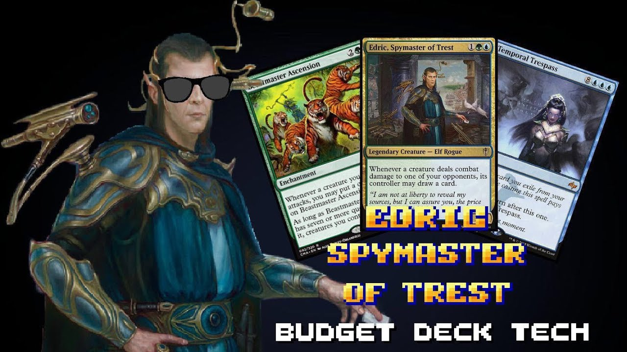 $50 Lightning Fast Aggro   Super Budget Commander #8
