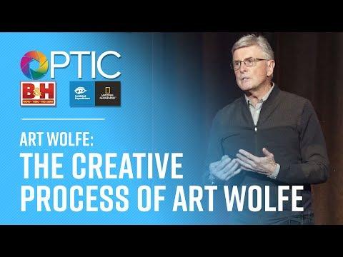 OPTIC 2017: Art Wolfe - The Creative Process of Art Wolfe