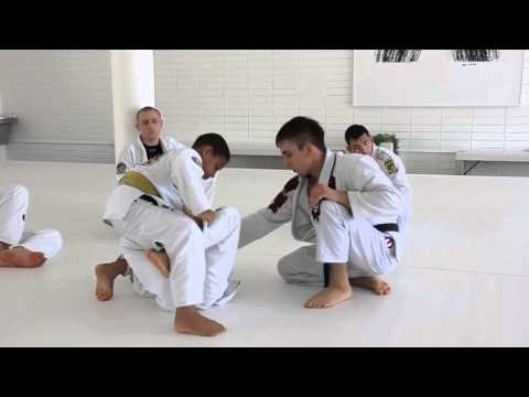 Gui Mendes teaching Berimbolo attack from XGuard | Art of Jiu Jitsu Academy | (949) 645 1679