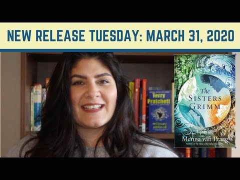 New Release Tuesday: March 31, 2020