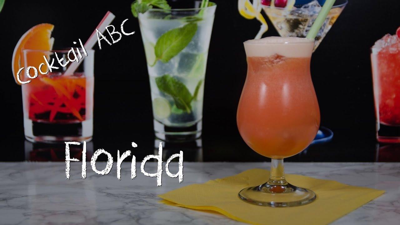 Florida Der Fruchtig Süße Cocktail Cocktail Abc F Ohne