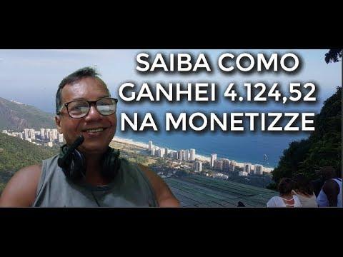COMO GANHEI MAIS DE 4.000,00 REAIS NA MONETIZZE